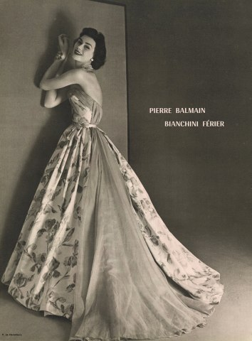 11289-pierre-balmain-1953-evening-gown-hprints-com
