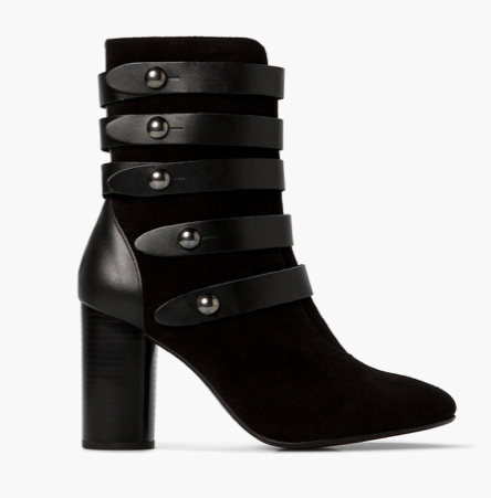 Mango ankle boot 39,99€ (sales)