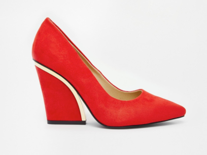 Asks LONDON REBEL pumps 49,99€ (sales)