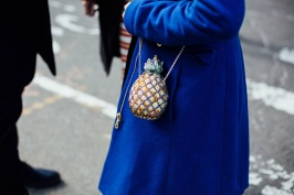 Pinapple bag